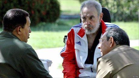Nhung dau an cuoc doi Fidel Castro qua anh - Anh 18