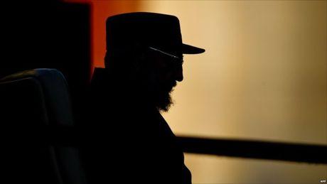Nhung dau an cuoc doi Fidel Castro qua anh - Anh 19