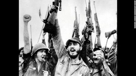 Nhung dau an cuoc doi Fidel Castro qua anh - Anh 1