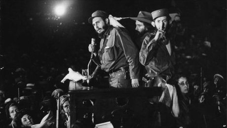 Nhung dau an cuoc doi Fidel Castro qua anh - Anh 3