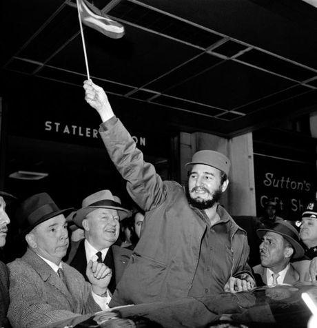 Nhung dau an cuoc doi Fidel Castro qua anh - Anh 5