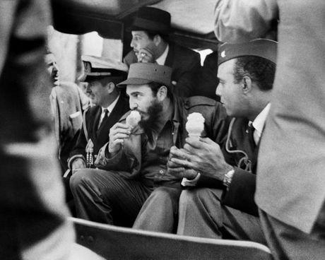 Nhung dau an cuoc doi Fidel Castro qua anh - Anh 6