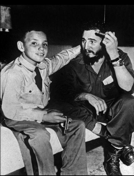 Nhung dau an cuoc doi Fidel Castro qua anh - Anh 7