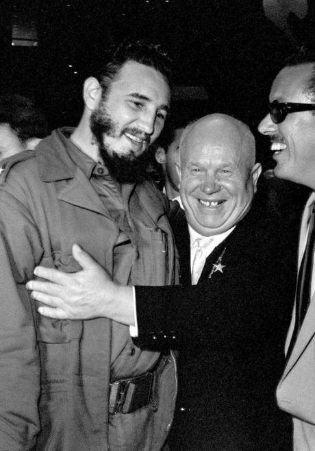 Nhung dau an cuoc doi Fidel Castro qua anh - Anh 8