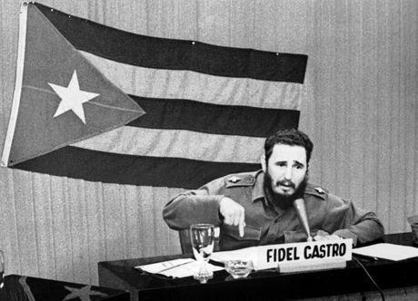 Nhung dau an cuoc doi Fidel Castro qua anh - Anh 9