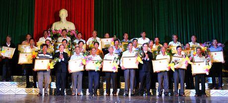 Phu Yen: Don Bang Di san van hoa phi vat the quoc gia cho 'Le hoi cau ngu' - Anh 1
