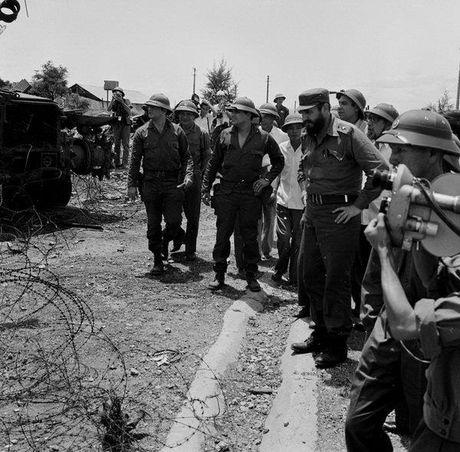 Hinh anh chuyen tham lich su cua Chu tich Cuba Fidel Castro toi Viet Nam ngay trong chien tranh - Anh 4