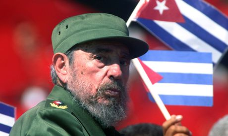 Su nghiep cach mang cua huyen thoai Cuba Fidel Castro - Anh 1