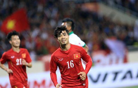 Cong Phuong hoi hop cho lan dau da chinh tai AFF Cup - Anh 1