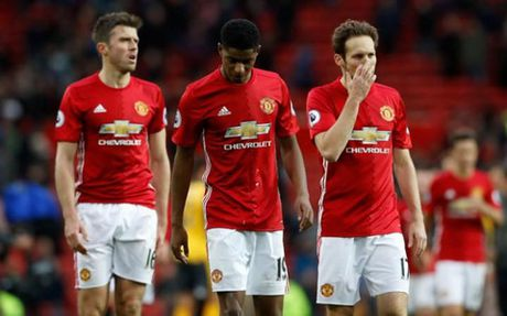 Mourinho: 'Man United van co the vo dich. Se den luc cac doi khac mat diem' - Anh 1