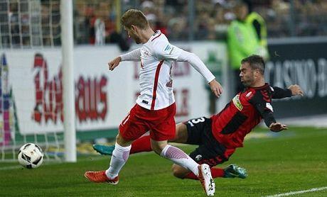 'Hien tuong' RB Leipzig thang tran thu 7 lien tiep, bo xa Bayern 6 diem - Anh 2