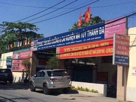 Hoc vien cai nghien 'quay tung' tai Tay Ninh, tan cong can bo quan ly roi bo tron - Anh 1
