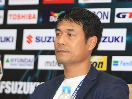 HLV Nguyen Huu Thang: 'The do cho Dinh Luat la dung luat, toi da dong vien Cong Phuong' - Anh 1