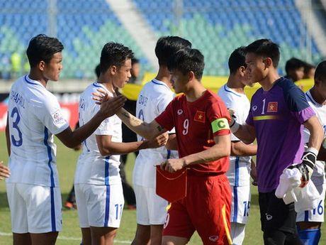Myanmar ha Malaysia, san sang gap Thai Lan - Anh 1