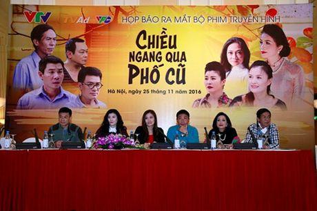 Kim Oanh chia se ve vai dien trong phim 'Chieu ngang pho cu' - Anh 2