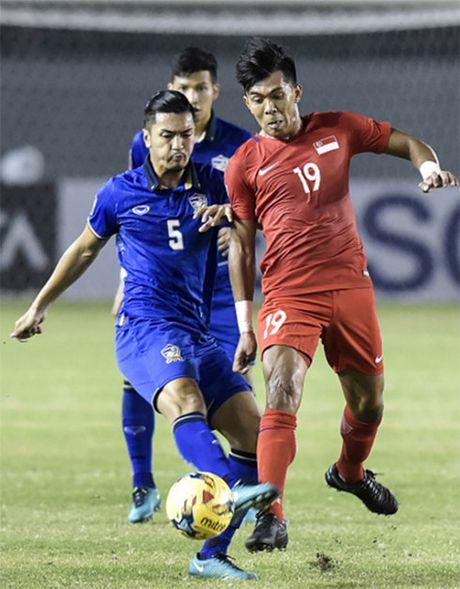 Thai Lan toan thang o AFF Cup 2016: Khi dang cap song hanh voi may man - Anh 2