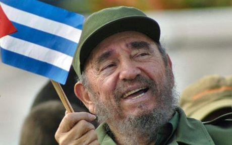 Lanh tu Fidel Castro va nhung phat ngon noi tieng - Anh 1