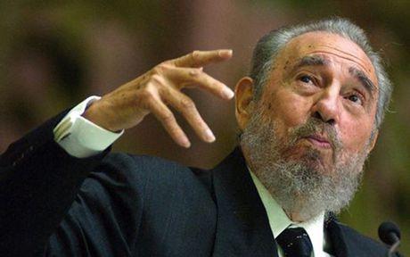 Phan ung dau tien cua cac lanh dao the gioi truoc su ra di cua Fidel - Anh 1