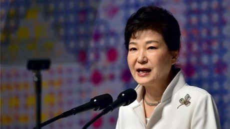 Phe doi lap Han Quoc keu goi dang cam quyen luan toi Tong thong - Anh 1
