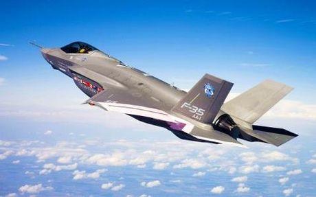 Tin rat xau cho so phan may bay chien dau F-35 - Anh 1