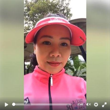 Chieu cao tay cua vo Chu Dang Khoa boc me Ha Ho - Anh 3
