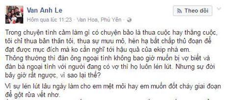 Chieu cao tay cua vo Chu Dang Khoa boc me Ha Ho - Anh 5