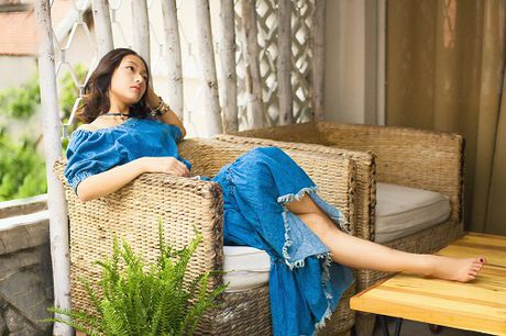 Co em 18 tuoi cua Trang Khieu khong muon lam 'Chau Tan Viet Nam' - Anh 1