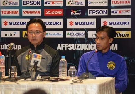 DT Malaysia to trong tai thien vi chu nha Myanmar - Anh 1