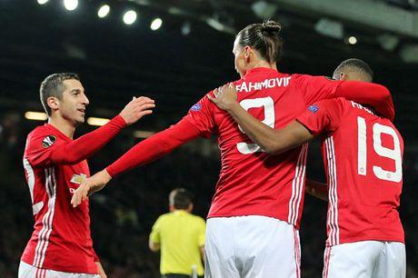 23h30 ngay 27/11, Man United vs West Ham: Tren da thang hoa - Anh 1