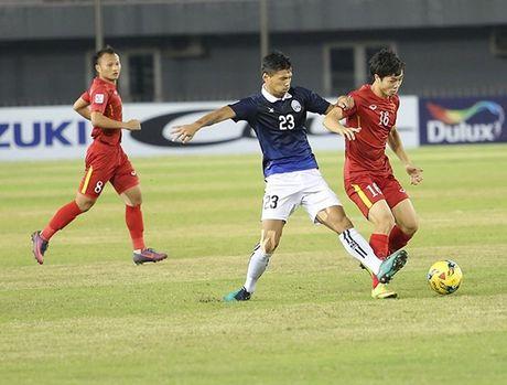 Viet Nam 2-1 Campuchia: Cau thu nao hay nhat tran? - Anh 4
