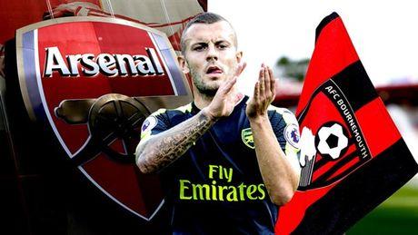 Arsenal ron rang chuan bi 'tiec mung' ngay tai ngo Wilshere - Anh 3