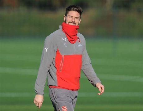 Arsenal ron rang chuan bi 'tiec mung' ngay tai ngo Wilshere - Anh 7