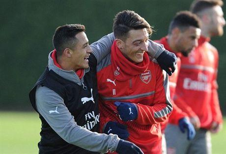 Arsenal ron rang chuan bi 'tiec mung' ngay tai ngo Wilshere - Anh 9