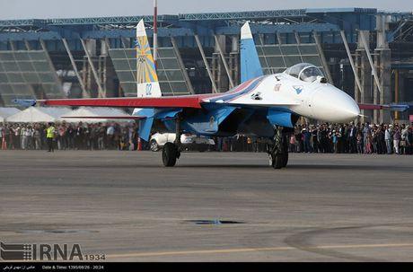Nga mon moi cho Iran mua chien dau co Sukhoi, MiG - Anh 2