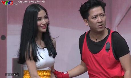 Truong Giang cau hon tinh cu cua Tran Thanh trong 'On gioi...' - Anh 1
