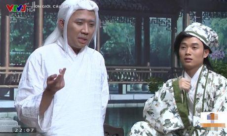Truong Giang cau hon tinh cu cua Tran Thanh trong 'On gioi...' - Anh 4
