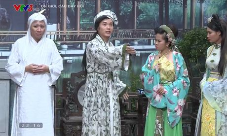 Truong Giang cau hon tinh cu cua Tran Thanh trong 'On gioi...' - Anh 5