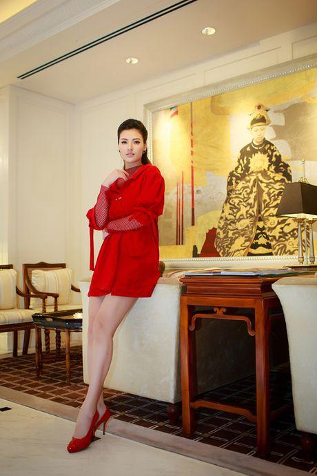 Hong Que tai xuat sau sinh, do sac ben Tam Tit - Anh 2