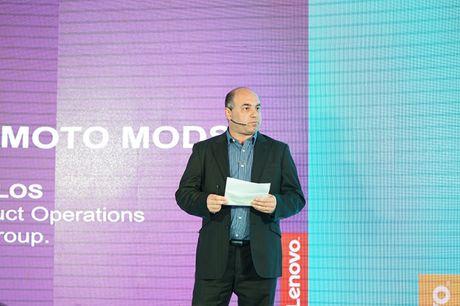Moto Z, Moto Z Play va Moto Mods: cuoc choi moi - Anh 9