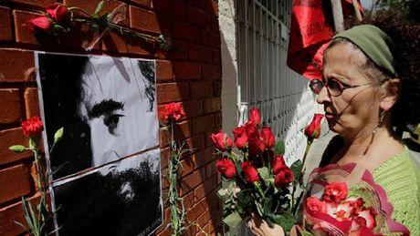 Cuba tuyen bo quoc tang lanh tu Fidel Castro trong 9 ngay - Anh 1