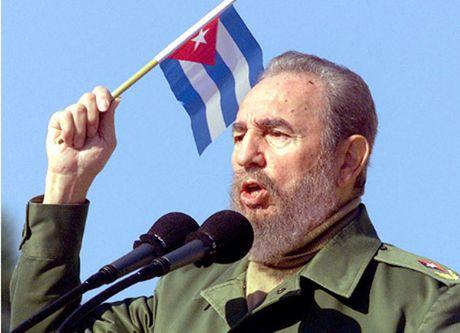 The gioi tuong nho lanh tu Fidel Castro - Anh 1