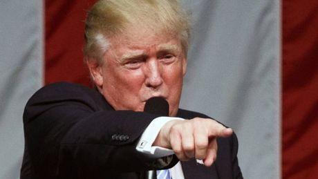 Ong Trump bat ngo len tieng ve no luc kiem phieu lai - Anh 1