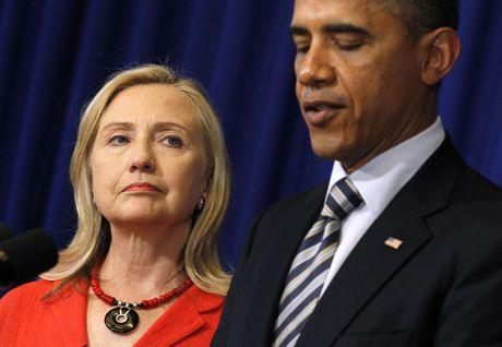 Obama khuyen Clinton chap nhan thua cuoc tu truoc khi co ket qua? - Anh 1