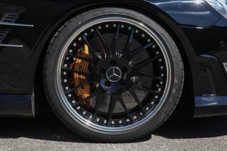 'Phu phep' chiec Mercedes-Benz SL65 manh ngang ngua Aventador - Anh 6