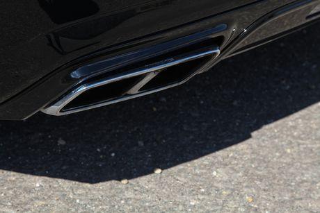 'Phu phep' chiec Mercedes-Benz SL65 manh ngang ngua Aventador - Anh 7