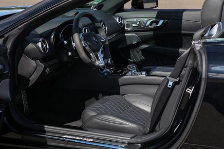 'Phu phep' chiec Mercedes-Benz SL65 manh ngang ngua Aventador - Anh 8