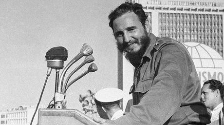 Nhung cau noi bat hu cua lanh tu huyen thoai Fidel Castro - Anh 1