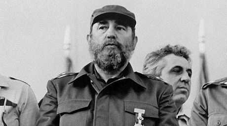 Nhung cau noi bat hu cua lanh tu huyen thoai Fidel Castro - Anh 2