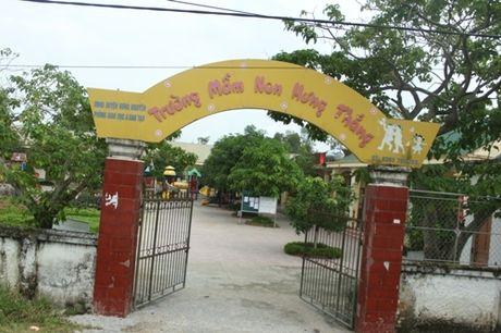 Truong mam non lam thu: Ky luat BGH, tra lai tien cho phu huynh - Anh 1