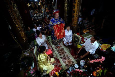 Hau dong se duoc UNESCO cong nhan la di san van hoa phi vat the - Anh 1